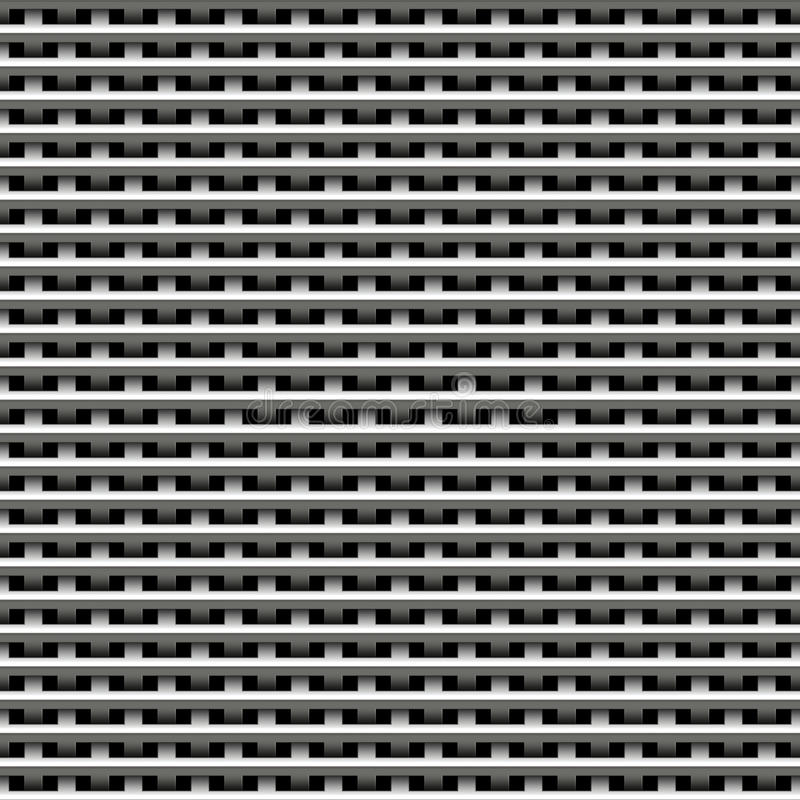 Download Metal weave texture stock illustration. Image of micro - 11743016