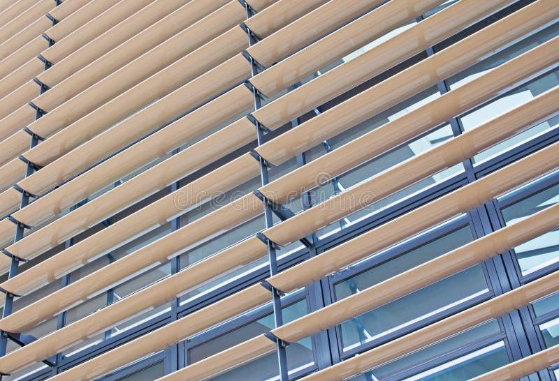 Metal & Wood Blinds stock photos