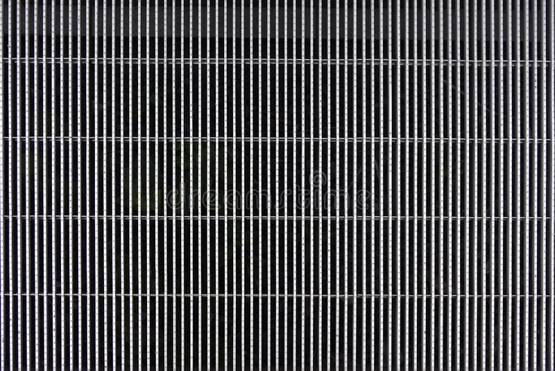 Metal wrought iron grating background. Texture close up royalty free stock image