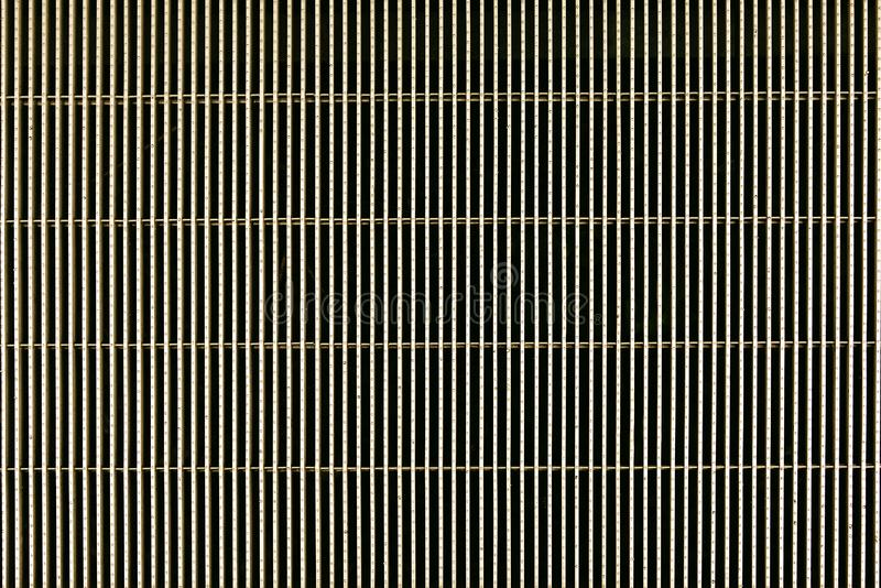Metal wrought iron grating background. Texture close up stock images