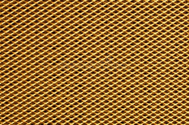 metal złocista tekstura zdjęcia stock