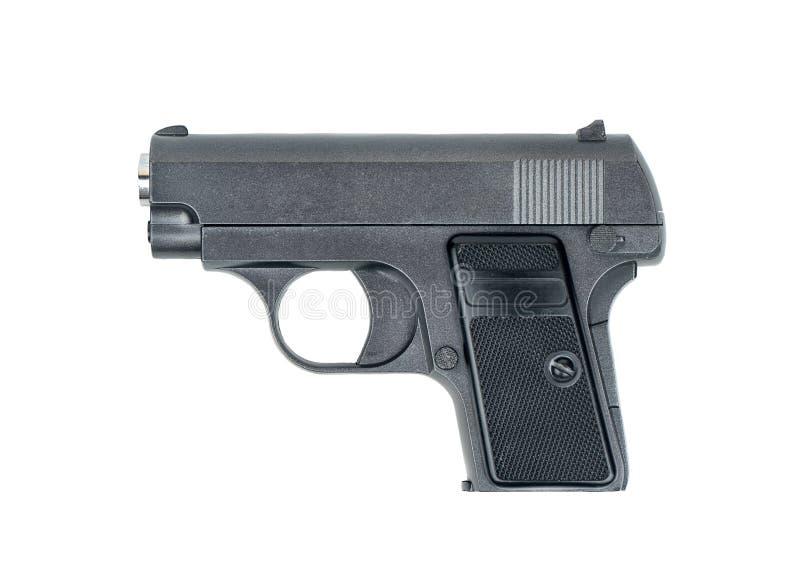 Metal zabawki pistolet zdjęcie royalty free