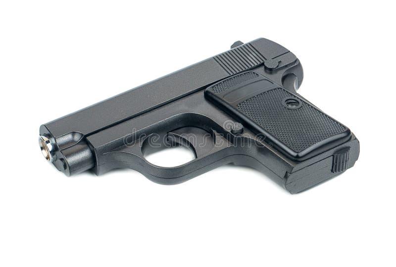 Metal zabawki pistolet obraz royalty free
