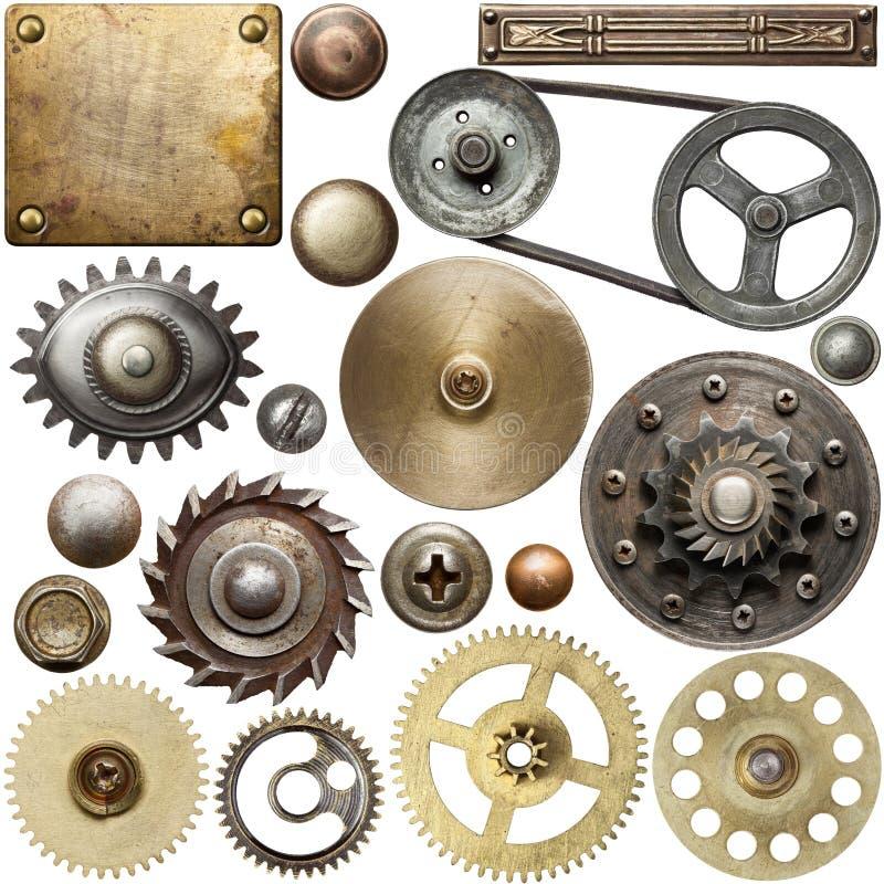 Metali szczegóły fotografia stock