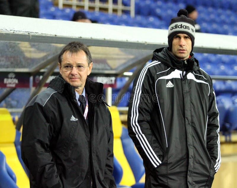 Download Metalist - Debreceni UEFA Football Match Editorial Image - Image: 17636885