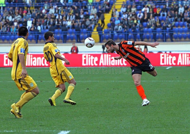 Download Metalist Kharkiv Vs Shakhtar Football Match Editorial Stock Image - Image: 16240104