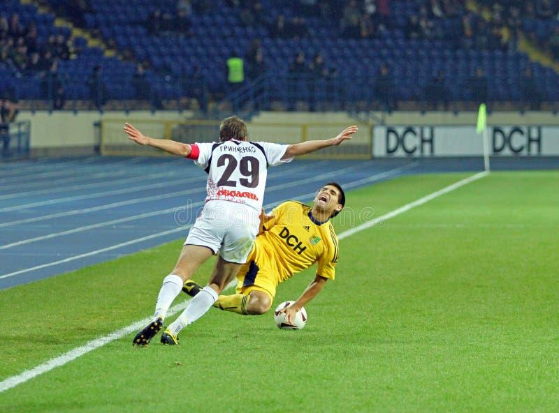 Download Metalist Kharkiv Vs Volyn Lutsk Football Match Editorial Photography - Image: 16556912