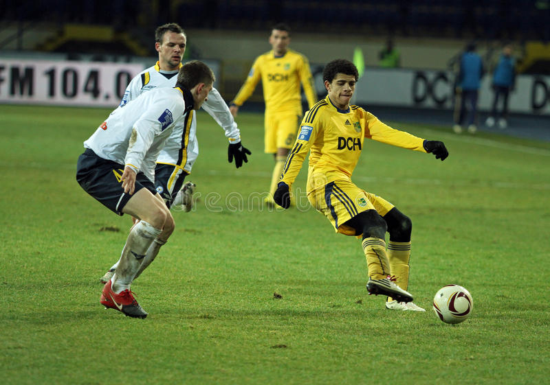 Download Metalist Vs. Metallurg Donetsk Football Match Editorial Photography - Image: 17410667