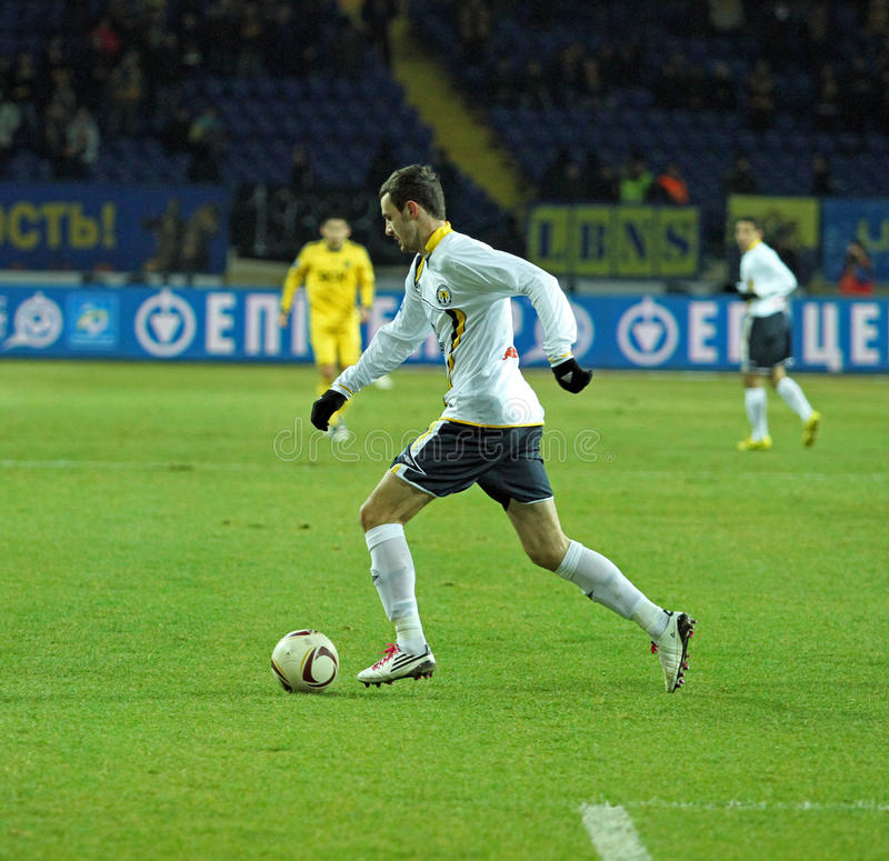 Download Metalist Vs. Metallurg Donetsk Football Match Editorial Stock Photo - Image: 17417603