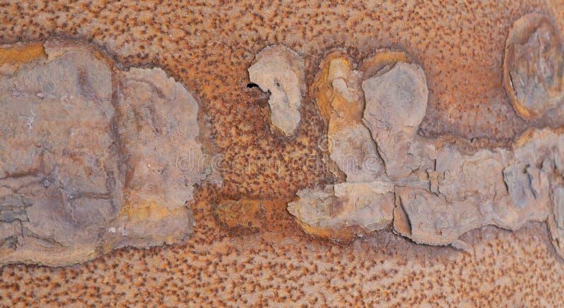 Metall auf dem scrapyard lizenzfreie stockbilder