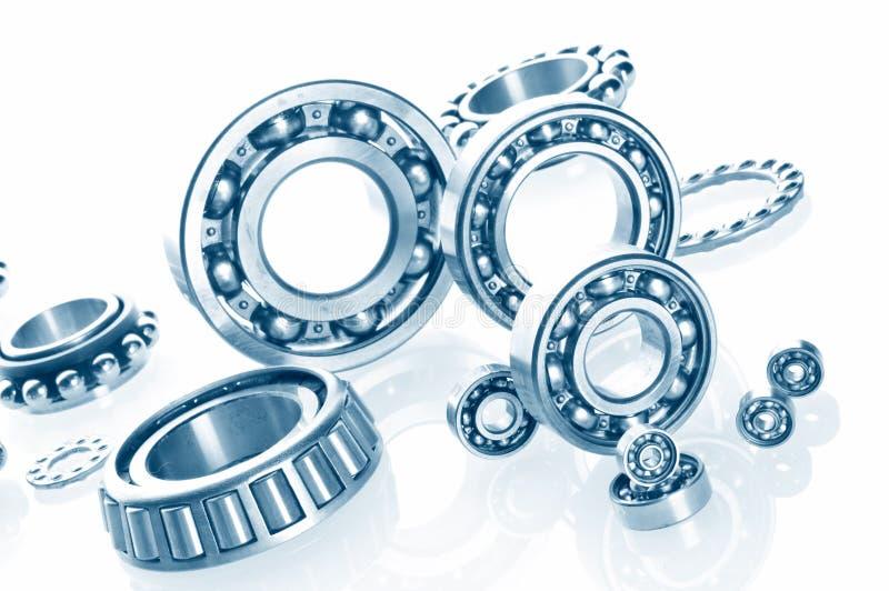 Metall Ball bearings royalty free stock image