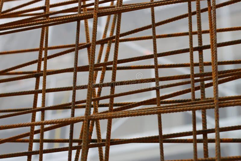 Metall för konstruktion arkivfoton