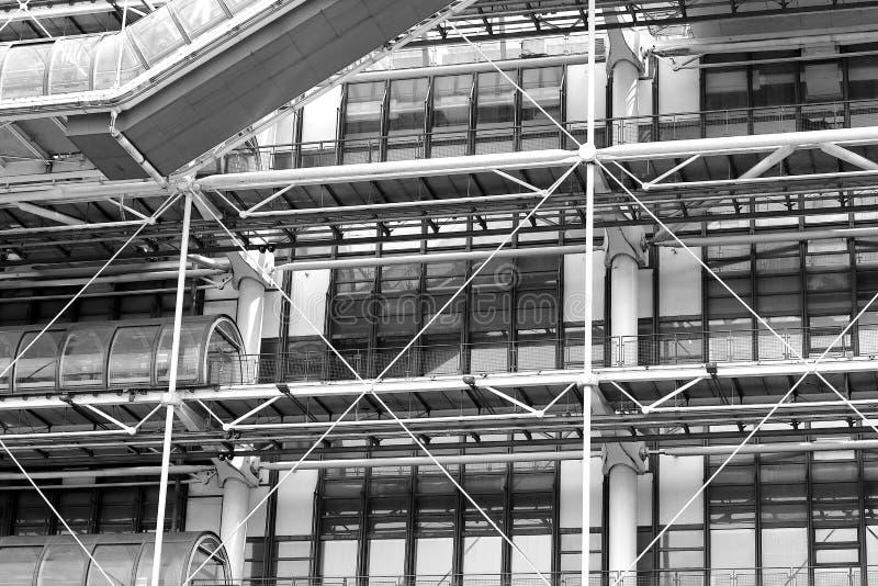 Metall för konstruktion arkivfoto