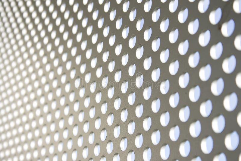 Metallabstraktes Muster lizenzfreie stockbilder