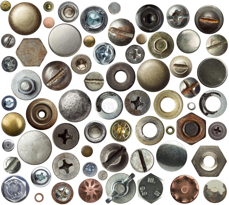 Metalldetails lizenzfreie stockfotografie