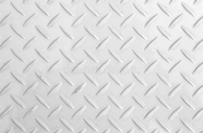Metalldiamantplatta royaltyfri foto