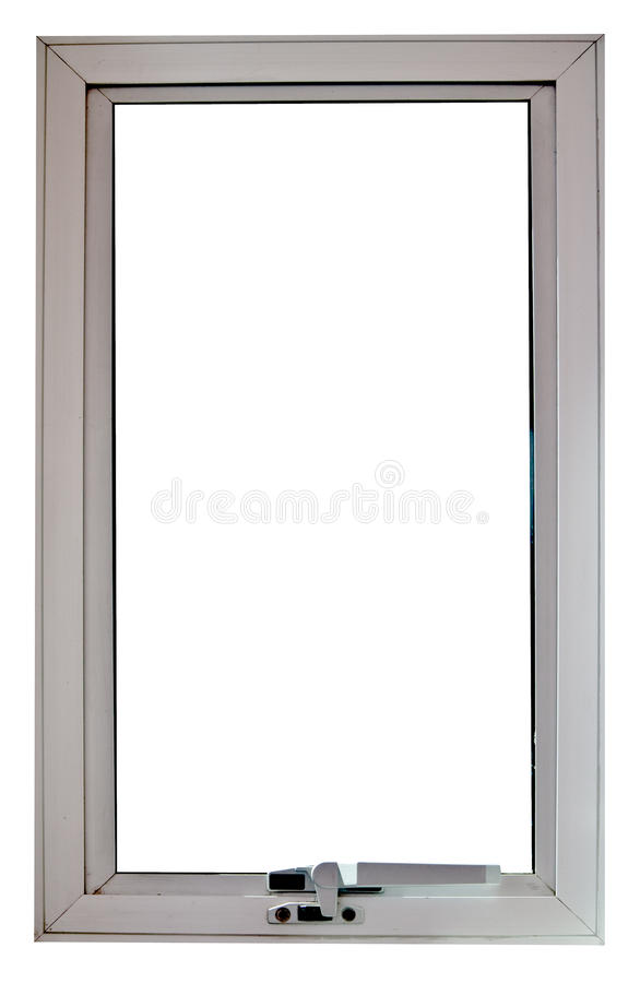 metallfönster arkivfoto