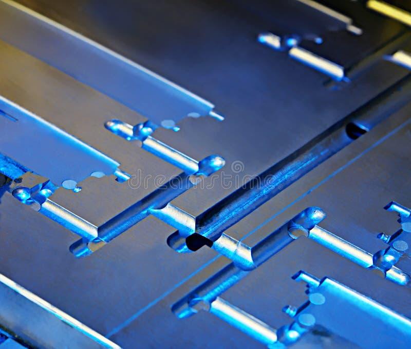 Download Metallic Abstract stock photo. Image of design, aluminum - 4074658