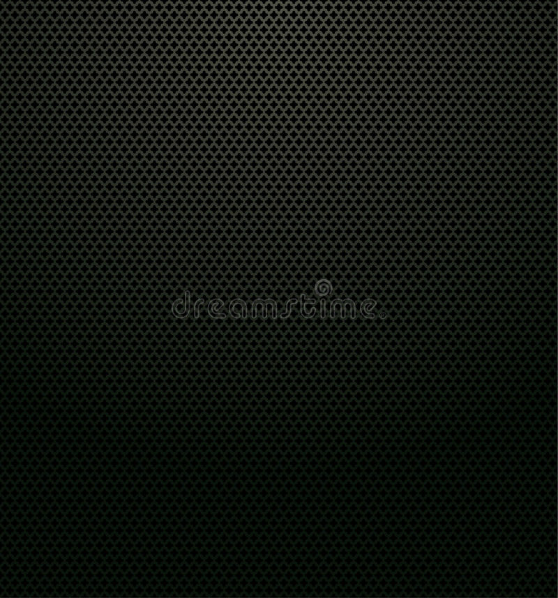 Metallic big background. Vector illustration royalty free illustration