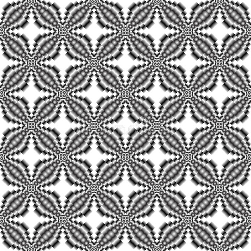 Download Metallic Flowers Seamless Texture Stock Vector - Image: 13099010