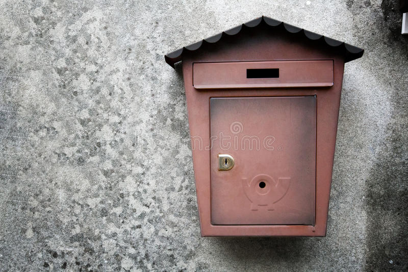Download Metallic mailboxes stock image. Image of many, mailboxes - 24837507