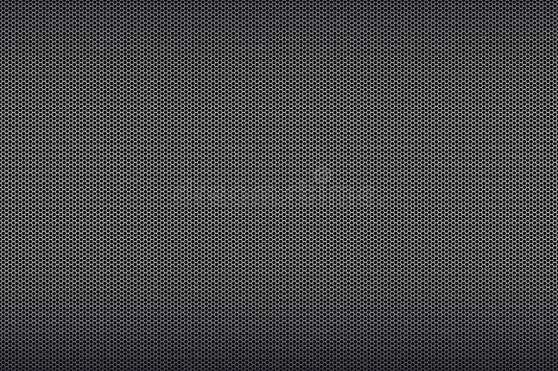 Metallic mesh background royalty free stock image