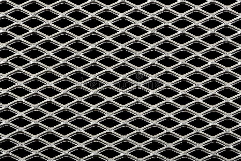 Metallic mesh royalty free stock photos