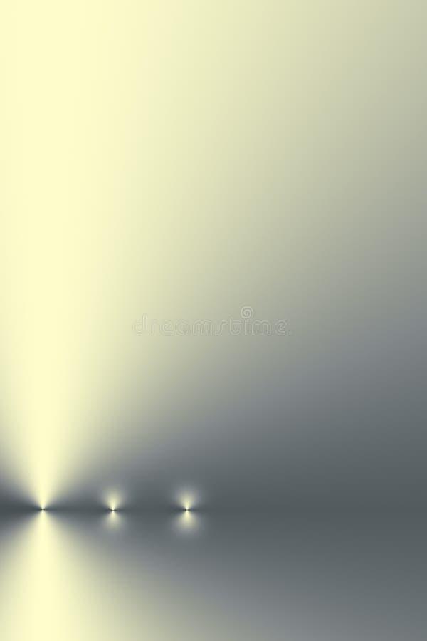 Metallic Shimmer stock illustration