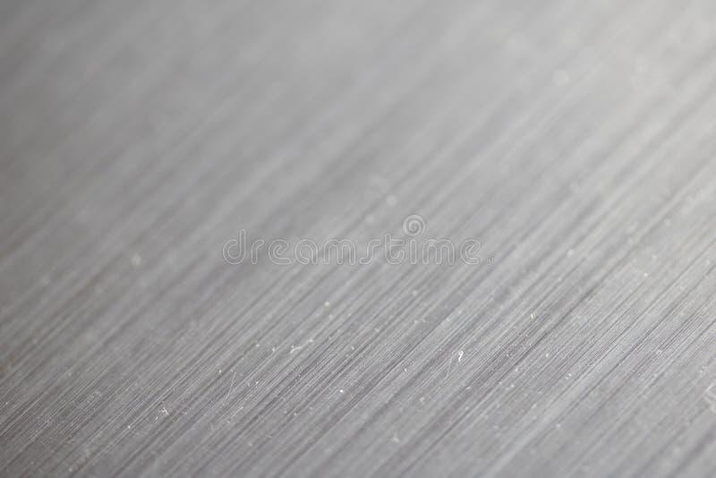 Metallic Steel Metal Texture Background royalty free stock photo