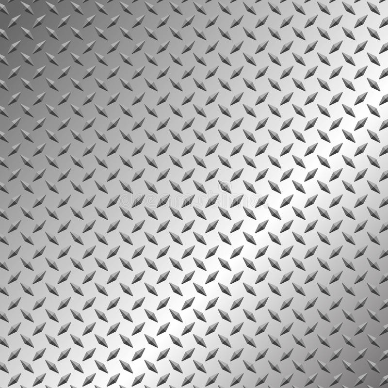 Metallic texture vector illustration