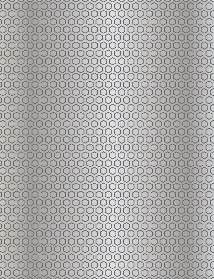 Download Metallic texture stock vector. Illustration of mesh, wire - 4455598