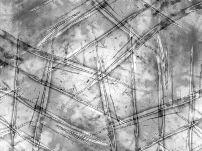 Metallic Textures Scratches stock images