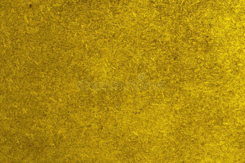Metalline färgad träflismaterialtextur för design - gullig abstrakt fotobakgrund stock illustrationer