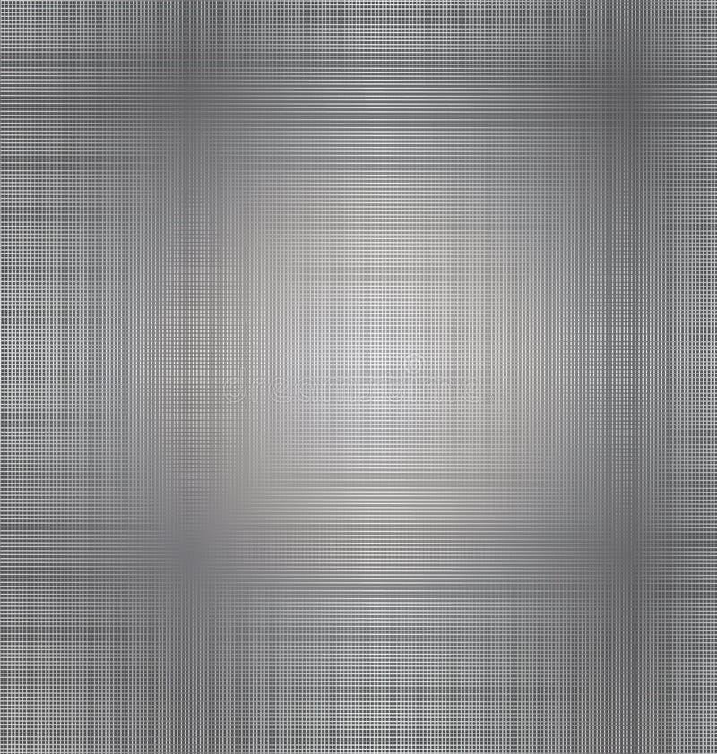 Metallineinander greifen lizenzfreie abbildung