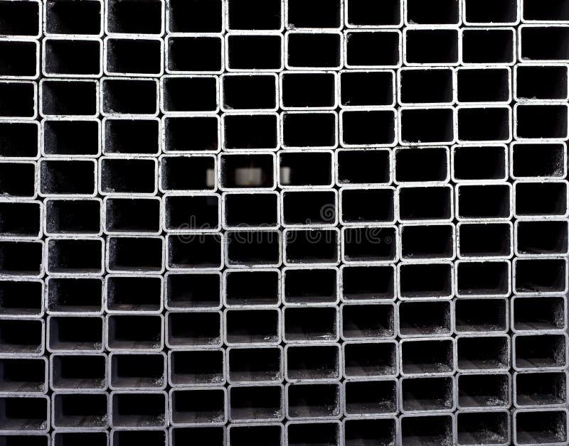 Metallische Profile lizenzfreies stockbild
