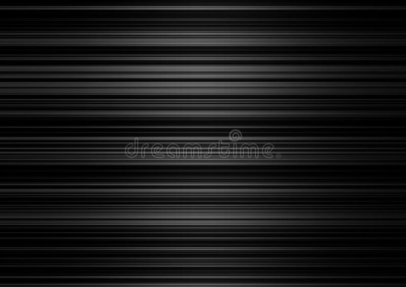 Metallische Streifen vektor abbildung