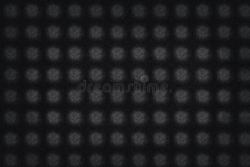 Metallischer Hintergrund mit silberner Pulverbeschaffenheitsart lizenzfreie stockfotos