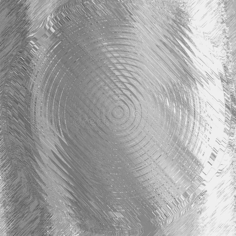 Metallischer strukturierter Blatthintergrund Metallische strukturierte moderne Grafik der Zusammenfassung Grungy Oberflächenbesch lizenzfreie stockbilder