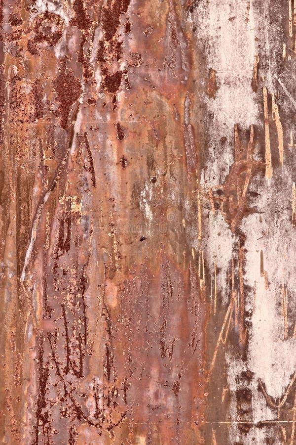 Metallisk bakgrund för Grunge royaltyfria bilder