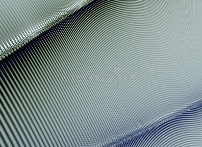 metallisk blank textur för 2 metall royaltyfri illustrationer