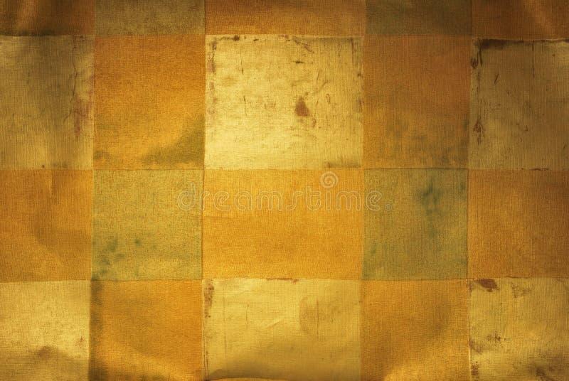 metallisk fyrkantig wallpaper för design royaltyfri foto