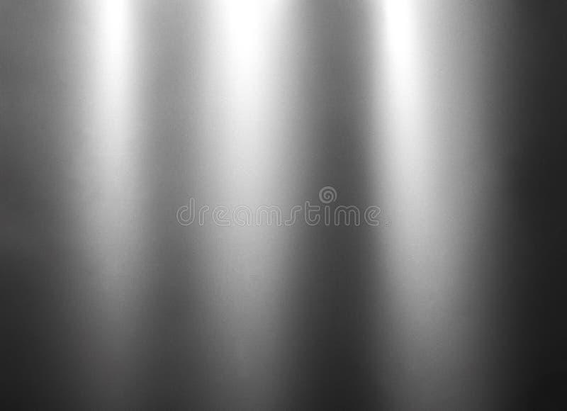 Metallisk pappers- bakgrund för lutning Abstrakt färgrik materiell tapet Omkullkasta arktextur royaltyfri foto