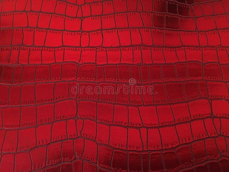 metallisk red för bakgrund royaltyfri bild