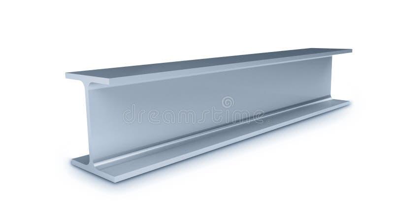 metalliska takbjälkar arkivbild