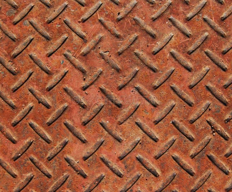 Metalljobstep stockbild