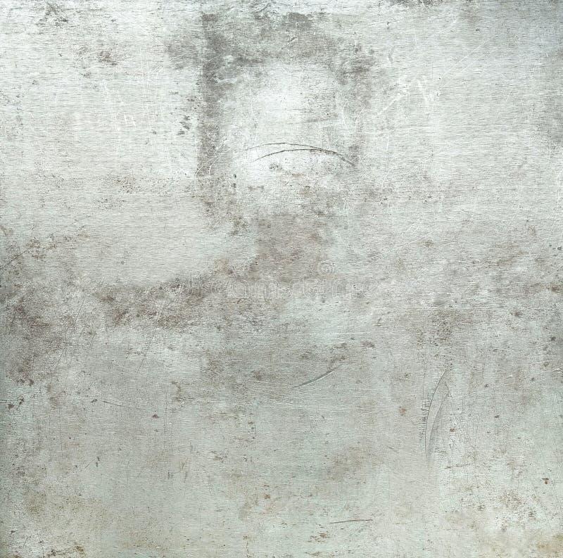 Metallkratzermuster benutzt als Beschaffenheitshintergrund stockfoto