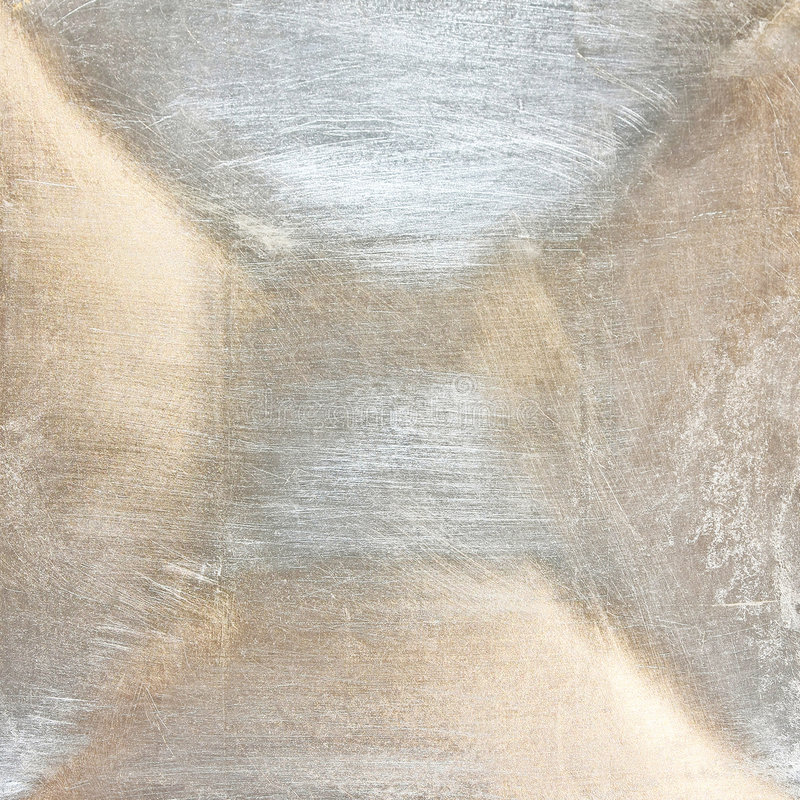 Metallkratzerquadrat lizenzfreie stockfotografie