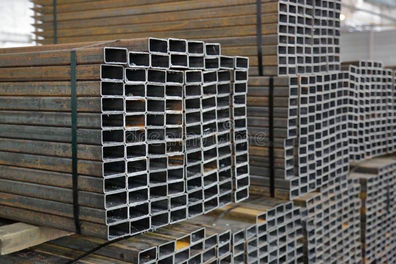 Metallmellanrum för produktion fotografering för bildbyråer
