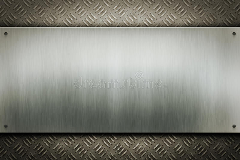 Metallo illustrazione vettoriale