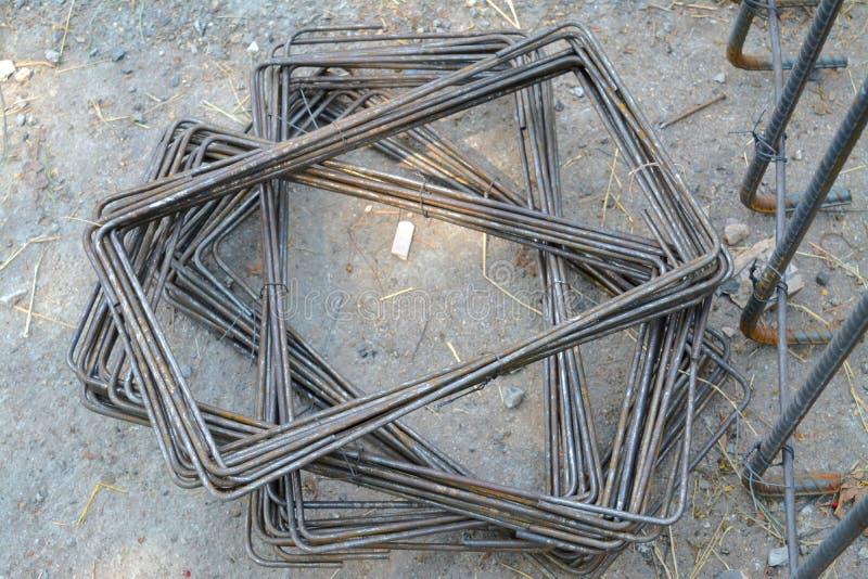 Metallo del collare immagine stock